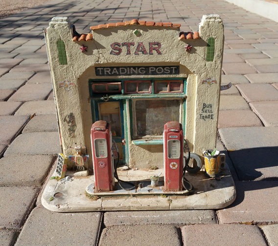 Tim Prythero - Star Station, New Mexico