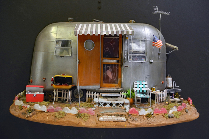 Tim Prythero - Airstream Trailer