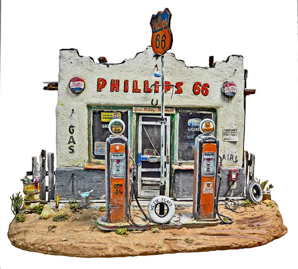 Tim Prythero - Phillips 66