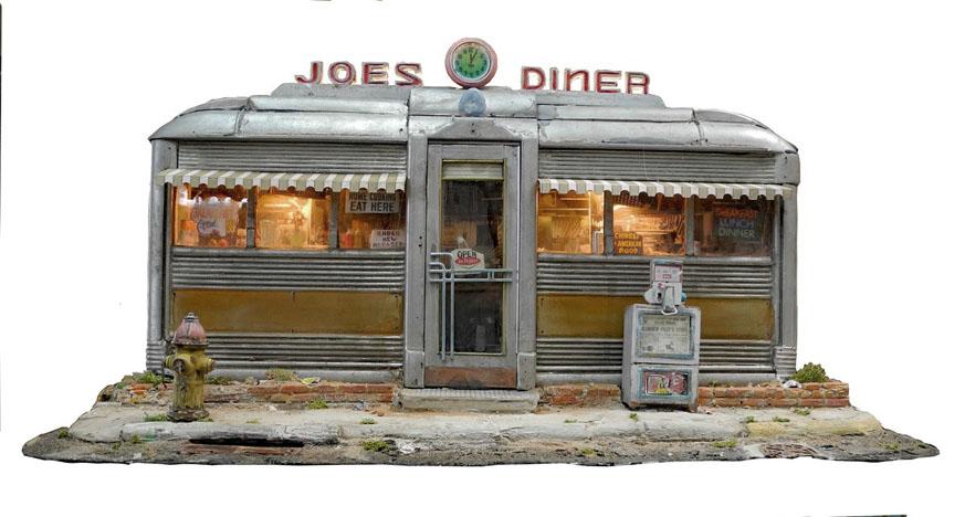 Tim Prythero - Street Diner