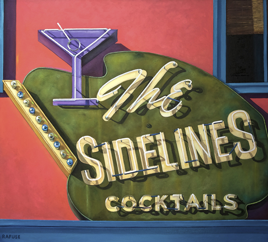 Will Rafuse - The Sidelines Cocktails