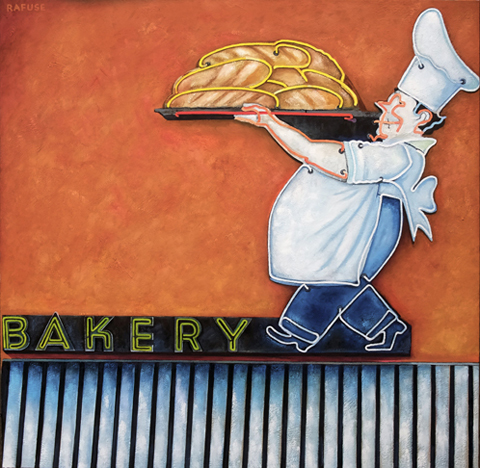Will Rafuse - Canter's Deli/Bakery
